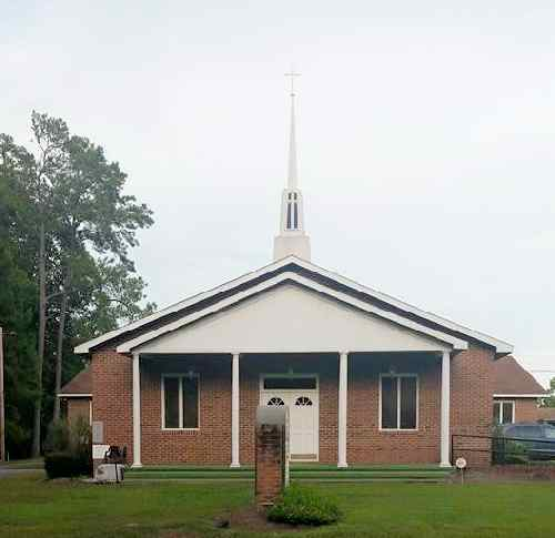 Columbus County, Mill Branch Missionary Baptist Church